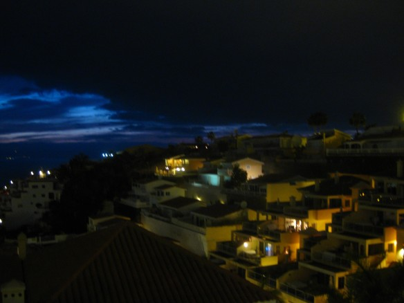 Goodnight Tenerife!