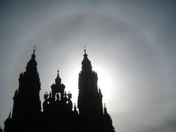 A ¨solar halo¨ Jon told me about it.