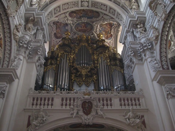 The largest wind organ in the world.